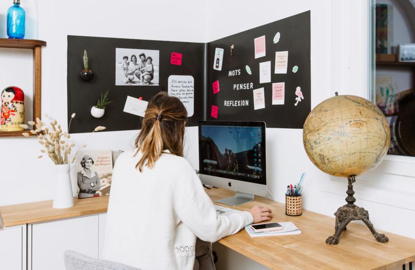 Aménager et décorer un bureau chez soi