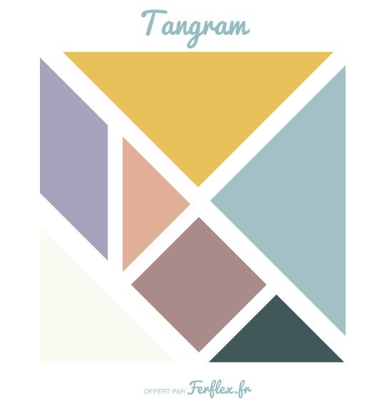 tangram à télécharger