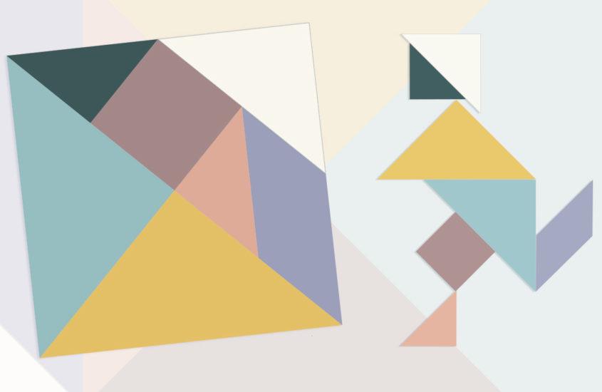 Loisir créatif : tangram à télécharger