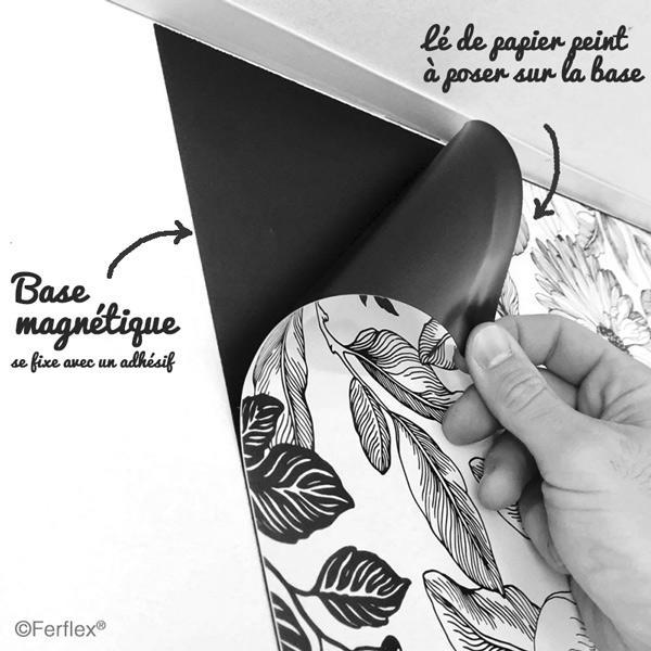 papier peint prêt à poser